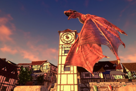 Dragon Tower VR