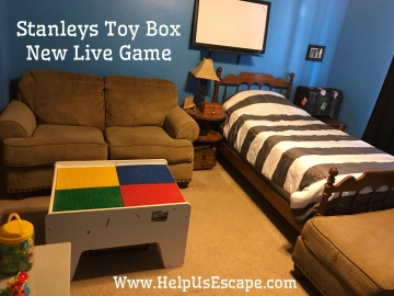 Stanleys Toy Box